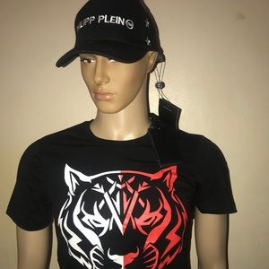 2019 Phillip Plein Shirt Hat Set S M L Men women